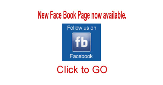 New Face Book Page