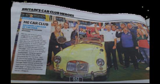 Practical Classics Classic Car Show