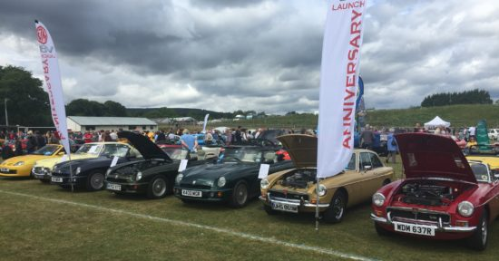 2018 Tain Vintage Rally – Report