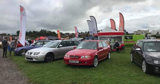 Duumfries Motor Show – Report by Tony Smith