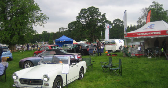 2019 Thirlestane Classic Show – Report by Bob